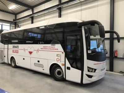 bus bloed donatie